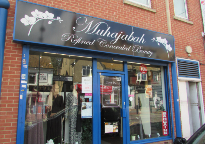 Commercial Property in Central Luton