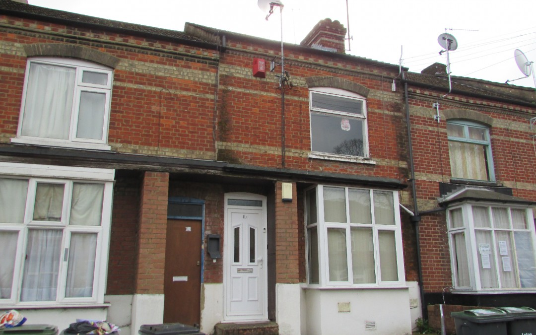 1 Bed Apartment Grove Road Luton LU1