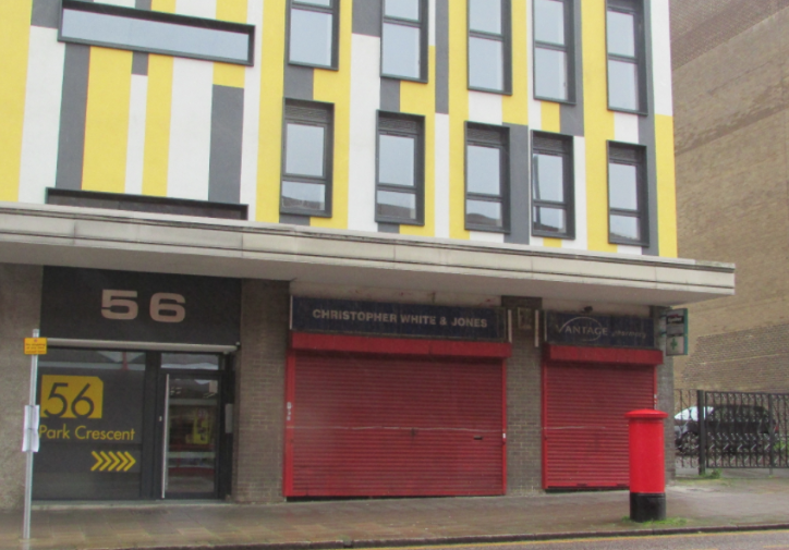 Spacious shop for rent in Luton Town Centre