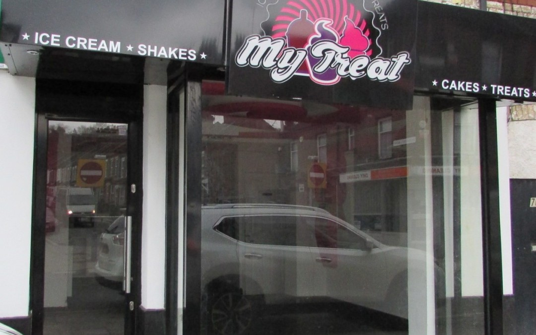 Retail Unit for rent – Dallow Road Luton